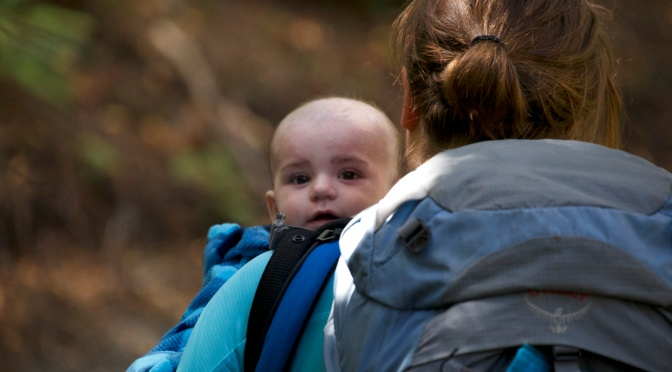 Can You Go Backpacking With a Baby?  Definitely.