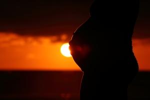 Scripps sunset 5 days before Joey's birthday