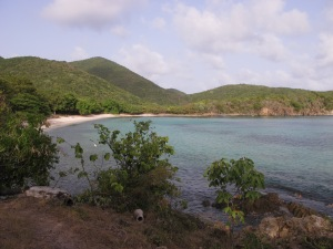 Little Lameshur Bay, St. John, USVI