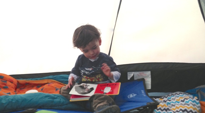 Packing for Machu Picchu with a Toddler