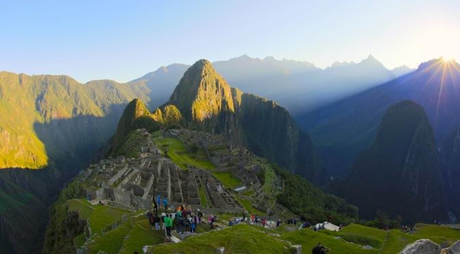 Success! Inca Trail & Machu Picchu