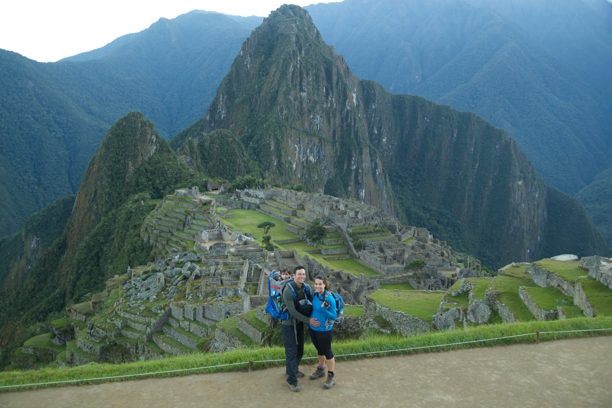 Hiking the Inca Trail to Machu Picchu While Pregnant