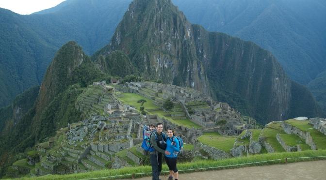 Hiking the Inca Trail to Machu Picchu While Pregnant