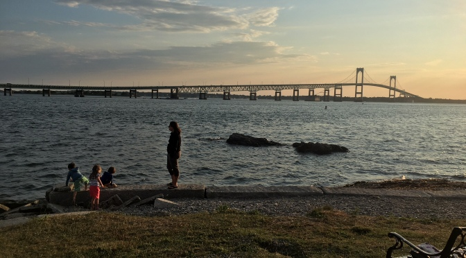 The Dual Science Job Hunt: What's So Great About Newport? (Part 3)